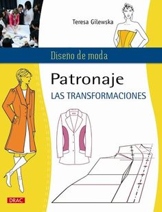 Libro Manual De Patronaje De Moda Descargar Gratis pdf - Miss Puntas - Clothing Patterns, Dress Patterns, Sewing Patterns, Techniques Couture, Sewing Techniques, How To Make Clothes, Diy Clothes, Fashion Books, Diy Fashion