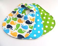 Hey, I found this really awesome Etsy listing at https://www.etsy.com/listing/167971152/baby-bibs-set-of-3-zoologie-baby-bibs
