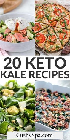 You can easily incorporate more healthy greens into your ketogenic meal plan with these incredible keto kale recipes. These low carb dishes will kale can help you eat more nutritious meal on your keto diet. #Kale #Keto Kale Recipes, Low Carb Recipes, Low Carb Diet, Nutritious Meals, Potato Salad, Meal Planning, Food To Make, Keto, Dishes