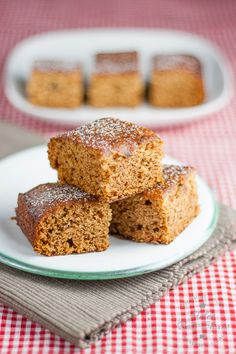 This delicious fool proof easy ginger cake is so easy to make. Egg free, dairy free, vegan.