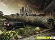 40 Most Creative and Dazzling Auto Ads