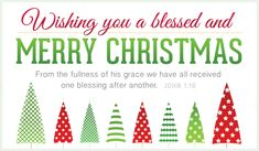 Free Blessed and Merry eCard - eMail Free Personalized Christmas Cards Online (these different trees might work for a painted Christmas window ie:fabric shop, sewing, craft shop Christmas Ecards, Christmas Greetings, Christmas Holidays, Merry Christmas, Christmas Messages, Christmas Ideas, Holiday Day, Holiday Cards, Jesus Birthday