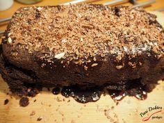 Słodki czekoladowy chlebek – Pani Doktor gotuje