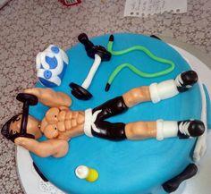 Cake de gym