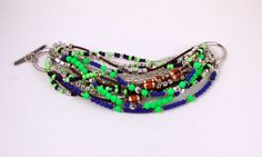 Seattle Seahawks Loose Ends | A Blog Presented by Shipwreck Beads
