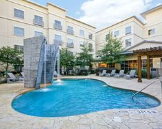 Homewood Suites by Hilton Dallas-Frisco Hotel, TX - Pool