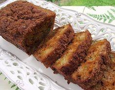 Cinnamon Chip Zucchini Bread-THANK YOU, Barbara @ Barbara Bakes!