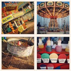 North Texas State Fair in Denton.