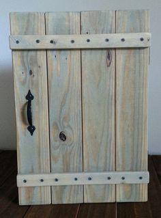 Image result for pallet wood medicine cabinet