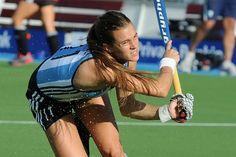 Carla Rebecchi Team #Argentina #hockey #Olympics