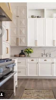 Cabinets with dimension. Design by WHITTNEY PARKINSON DESIGN (@whittneyparkinson) http://www.homebunch.com/interior-design-ideas-109/