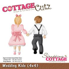 The Scrapping Cottage - Where CottageCutz are Always Blooming - CottageCutz - Mar 2014