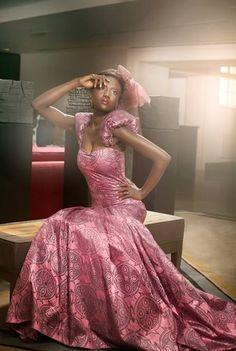 Adama Paris - Veba Collection at Black Fashion Week Prague (Senegal)