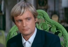 Illya Kuryakin - The Man from Uncle  The very lovely David McCallum