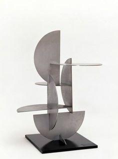 Franz Weissmann, (1911–2005) Composição com semicírculos [Composition with Semicircles] 1953