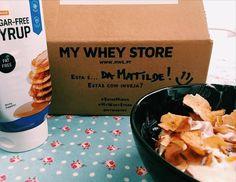 Right on Time  #thanks @mws.pt #mywheystore #mysyrup #fruut #snacktime #estaéminha #mywhey #lisboa ( # @matildepmaia )