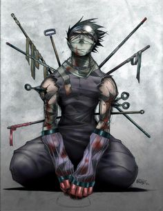 Zabuza Momochi, a side character I never realized I would grow so attached to