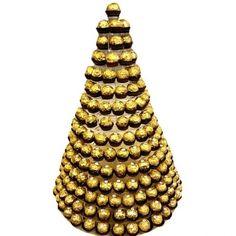 Circular Ferrero Rocher, Chocolate, Sweets Tree / Stand - 3 Sizes