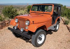 Bid for the chance to own a Restored 1965 Triumph at auction with Bring a Trailer, the home of the best vintage and classic cars online. Old Jeep, Jeep Cj, Jeep Stickers, Rugged Ridge, Steel Wheels, Antique Cars, Vintage Cars, New Tyres, Car Covers