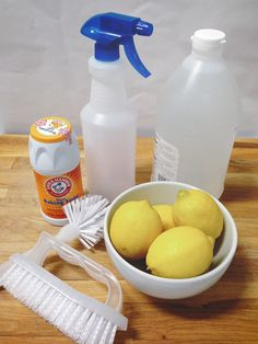 DIY: All Natural Cleaning Products