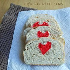 Sweet Bread for your Sweetheart