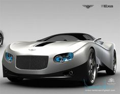 Bentley Ten11 future vehicle,  ignoring the fact that they don't exist, I WANT ONE.