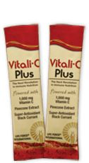 Vitali-C Plus is an immune-boosting powerhouse, boasting 1,000 mg of vitamin C, 100% of your daily value of zinc and innovative ingredients like black currant and pinecone extract. If you haven't tried it yet, here are a few more reasons to give it a shot. And if you already love the product, these are some great reasons to share it with others.  Click Photo to see details.