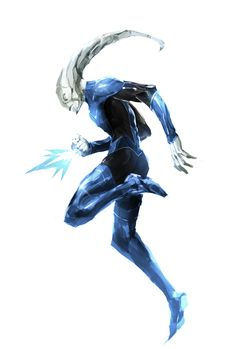 Saint Walker by naratani on DeviantArt Dc Comics Art, Fun Comics, Comic Books Art, Comic Art, Blue Lantern Corps, Green Lantern Powers, Anime Backgrounds Wallpapers, Blue Beetle, Dc Characters