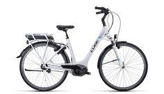 Cube Travel Hybrid Easy Entry white anthrazit blue günstig kaufen ▷ fahrrad.de