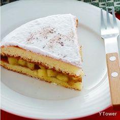 蘋果波士頓派食譜 - 水果類料理 - 楊桃美食網 專業食譜