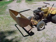 My E-Bucket (economy bucket) - MyTractorForum.com - The Friendliest Tractor Forum and Best Place for Tractor Information