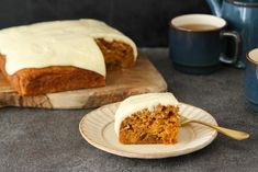 Sweets Recipes, Cooking Recipes, Carrot Cake Bread, Cake Receipe, Just Cakes, How Sweet Eats, Chocolate Desserts, No Cook Meals, Food And Drink
