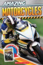 Amazing Motorcycles & ATVs Flip Book by Tori…