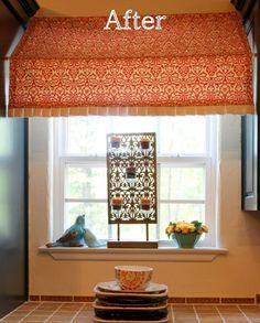 Wndow awning for my kitchen window