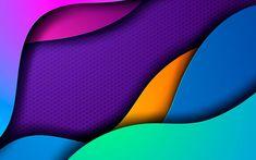 Fluid background Vectors, Photos and PSD files Poster Background Design, Geometric Background, Vector Background, Background Banner, Estilo Hipster, Dynamic Design, Beach Wallpaper, Rainbow Colors, Pattern Design