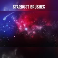 7 Stardust PS Brushes - Photoshop brushes Free Photoshop, Photoshop Brushes, Photography Tips, Photo Tips