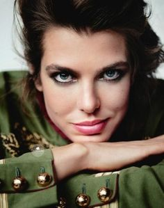 the Fashion Spot - View Single Post - Charlotte Casiraghi