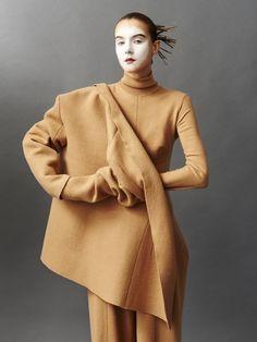 knitGrandeur: Camel Monochrome