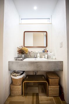 Wash Stand, Natural Interior, Double Vanity, Future House, Laundry Room, Toilet, Room Decor, Bathroom, Home