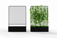 living green wall planter - Plants are not only attractive as decor pieces, but they also serve as natural air purifiers, and the Living Green Wall Planter from Chinese compan. Front Porch Planters, Balcony Planters, Indoor Planters, Flower Planters, Diy Planters, Hanging Planters, Concrete Planters, Succulent Planters, Balcony Garden