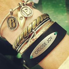 JK by thirty one and promising picks - Jane ID bracelet, Nautical Cuff Set, Cherish Charm Bracelet #pinkbagdiva