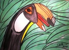 Here is one called Toucan