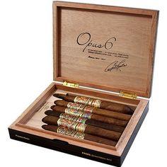 Arturo Fuente Opus 6 Cigar. Luxury watches, luxury safes, timepieces, luxury brands, luxury watch brands. For more luxury news check: http://luxurysafes.me/blog/