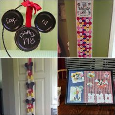 Countdown to Disney! Our favorite tips for getting ready for the big trip: http://blog.undercovertourist.com/2014/01/countdown-to-disney/ #Disney #DIY #Craft
