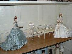 Fashion Royalty; new doll house by toomuchdolls, via Flickr