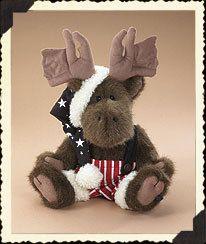 'Monroe Mooselbeary'- Boyds Bears