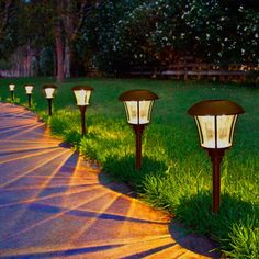 Best Solar Garden Lights Review And Ing Guide