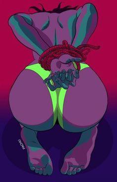 ilustraciones mujeres sexo
