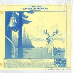TAKRL: Little Feat 'Electrif Lycanthrope' (Be-Bop Deluxe) Live, excellent stereo