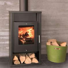 Aduro Asgard 7 - 5kw Defra Approved Wood Burning Stove - £719.10 :